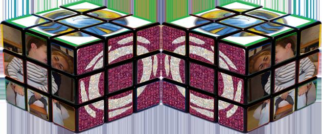cubo reflejo trans