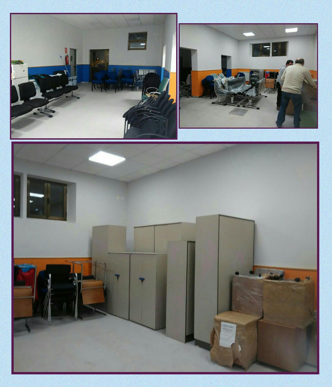 Donacion muebles idee per interni e mobili for Muebles de oficina leon