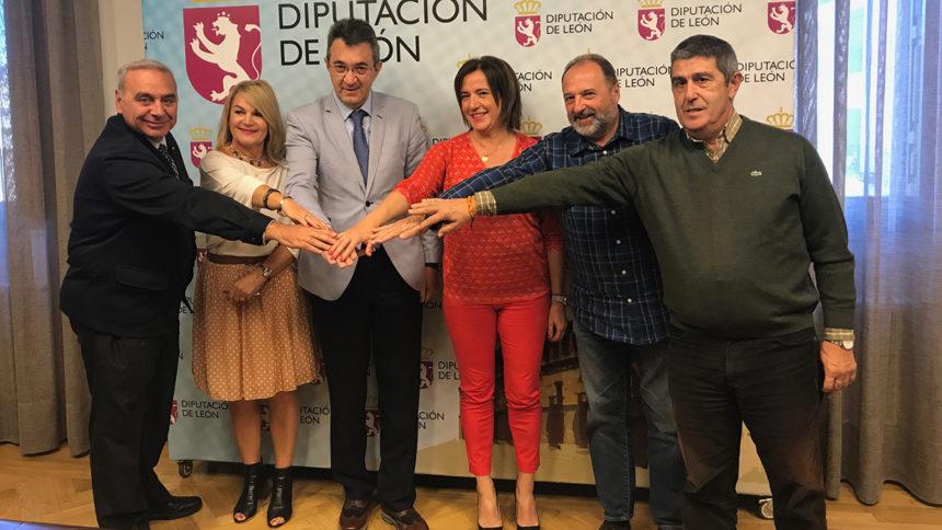 Subvención Nominativa 2017 con la Diputación de León